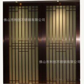 上海简易屏风厂家工艺爆款简易中式不锈钢屏风