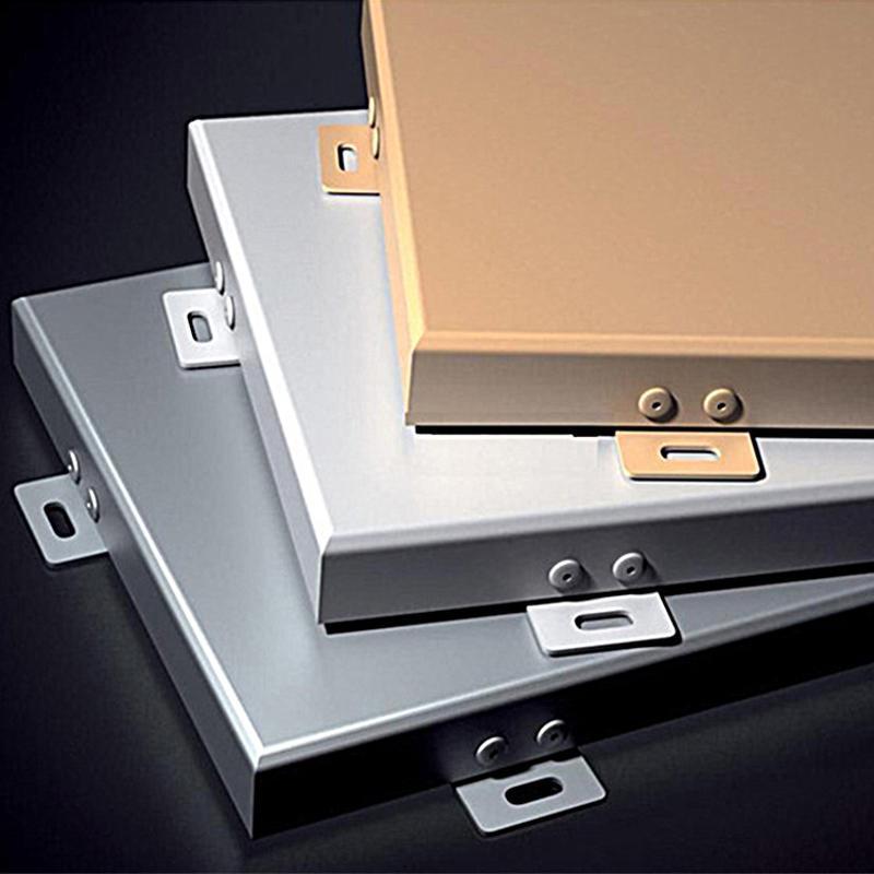 幕牆氟碳鋁板衝孔異型鏤空雕刻鋁單板定製全國包安裝