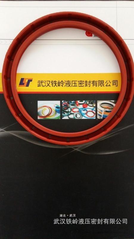 深圳厂家直销硅胶油封125/150/10系列橡胶密封件活塞环日本标准