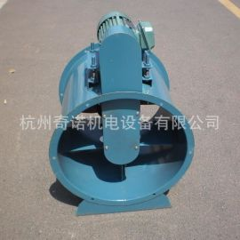 供应KT40-7型0.75KW低噪音电机外置式潮湿气体抽风机