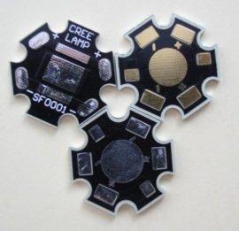 PCB电路板6角星