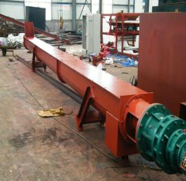手动升降螺旋输送机 石子沙土螺旋输送机 159-500管径螺旋输送机