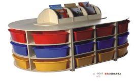 三层玩具柜A
