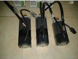 无锡三菱伺服电机 HC-MFS43+MR-J2S-40A
