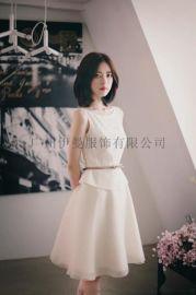 韩都衣舍2019夏季新款女装韩版连衣裙品牌女装