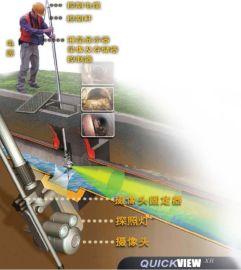 高清无线潜望镜 快速视频检测仪 管道潜望镜
