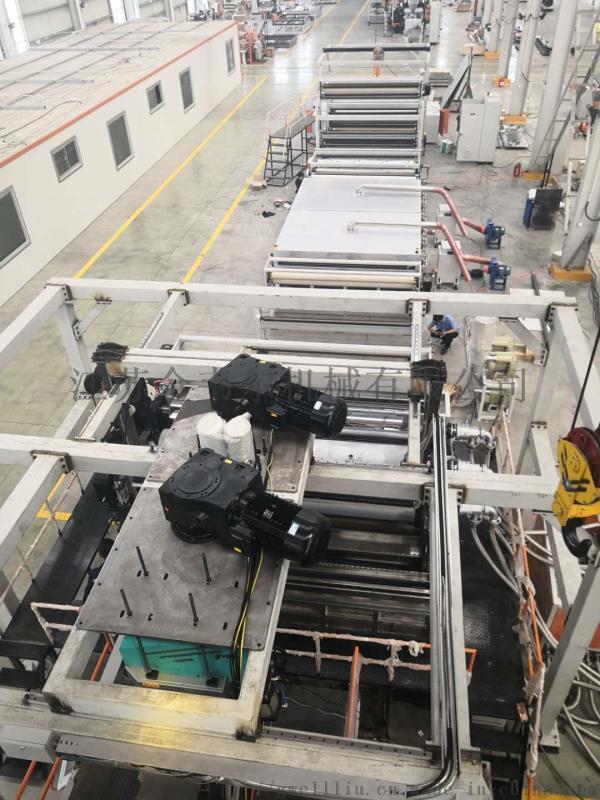 PVB 汽车胶膜生产线