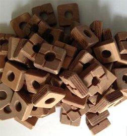 厂家直销定制加工德国进口层压木绝缘木质螺母