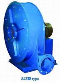 2JZ双级高压离心鼓风机 高压强制通风机 物料输送风机价格