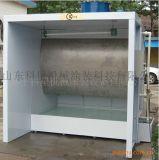 水帘喷漆房,家具环保设备,水帘柜,去除气雾,节能环保