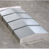 龙门铣床钢板防护罩 数控机床防护罩价格