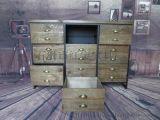 昆明欧式柜子 四川复古柜子 北京办公柜子 西安铁艺配木柜子