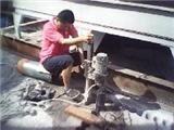 南京專業混凝土承重牆、重新開門洞、熱水器、油煙機預留鑽孔等