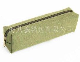 帆布笔袋 专业生产加工『共羲箱包』
