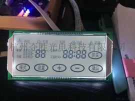 夺胜FSTN白底黑字带触摸液晶屏液晶模块液晶控制板