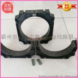 160#管枕,黑色电力管管枕,现货批发