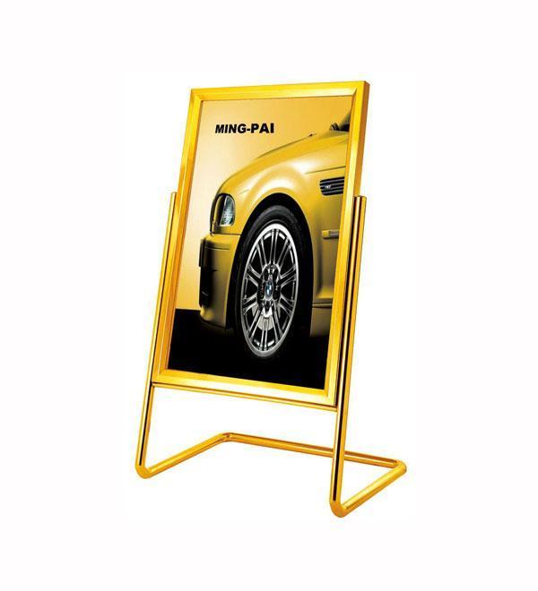 供应加厚不锈钢指示牌定做广东广告牌报价