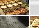小碗菜保温台,落地式桌面式