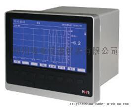 福建虹润,NHR-8100,12路彩屏无纸记录仪