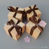 暢銷款高檔創意精美防震絲帶茶杯包裝木盒 定制木質玉器包裝盒