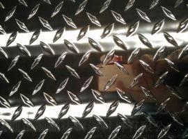 5754花纹铝板 地板防滑花纹铝板 1060铝板