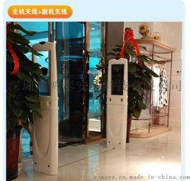 超宽深圳服装防盗门 衣服防盗器 超市防盗杆批发,服装报 系统