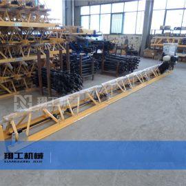 混凝土振动梁提浆设备框架式整平机生产厂家