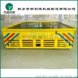 建筑工地转运/运输钢材物件/无轨胶轮车