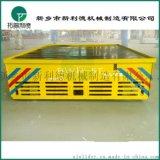 建築工地轉運/運輸鋼材物件/無軌膠輪車