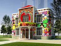 宝安幼儿园装修设计