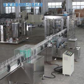 厂家供应 全自动玻璃瓶洗瓶机/转鼓式玻璃瓶洗瓶机