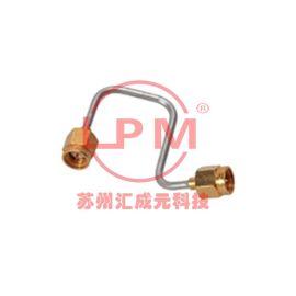 苏州汇成元供应HUBERSUHNER Semi-rigid(半钢性电缆) 系列替代品微波电缆组件