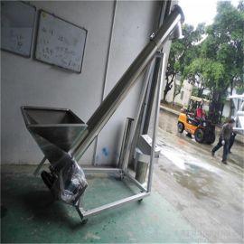 颗粒料垂直提升机 节能环保型螺旋上料机78
