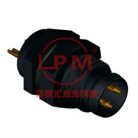 苏州汇成元电子供Amphenol安费诺8P-03PMMS-SF7001替代品防水线束
