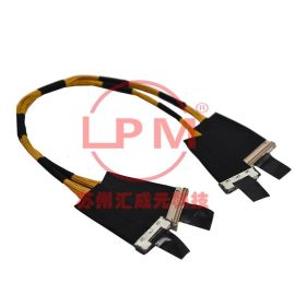 供应I-PEX 20320-030T-11 TO I-PEX 20320-030T-11 二合一笔记本屏线