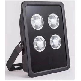 厂家直销压铸led投光灯外壳 led泛光灯聚光长方投光灯外壳套件