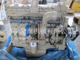 康明斯QSM11发动机总成空压机