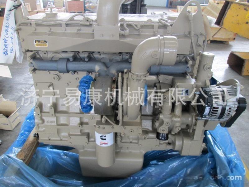 中联ZE420挖机发动机 250KW康明斯M11