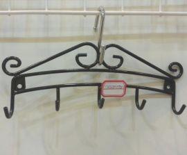 出口日本高品质铁线挂钩 门后衣钩 铁线工艺制品 家用金属制品