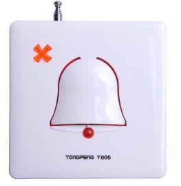 通鹏呼叫器,两键防水无线呼叫器,挂式呼叫器