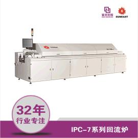 紫光日东IPC-708无铅热风回流焊