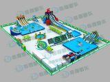 泉州大型移動式框架游泳池