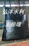 平面拱形1米宽1米高涵洞铸铁闸门