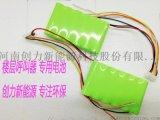 镍氢电池7.2V/AA800mAH楼层呼叫器专用