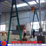 跨度五米三角架电动葫芦 组装结构设计 免费送货安装