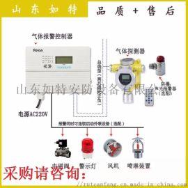 固定式氧气浓度显示报警器 氧气泄露报警装置