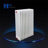 GZ406钢四柱暖气片 水电散热器 水电暖车间