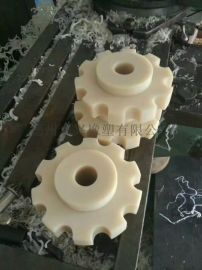 供应尼龙正齿轮 工业机械尼龙齿轮 尼龙塑料齿轮