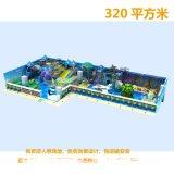 厂家定做主题儿童乐园 充气城堡   淘气堡 户外大型拓展设备