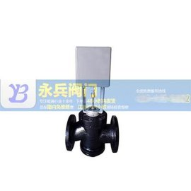 永兵-DJEDRV动态平衡电动二通阀